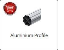 isel Aluminiumprofile