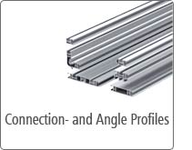 Connection- and Angle Profiles