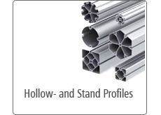 Hollow- and Stand Profiles