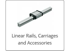 isel Linear Rails, Carriages and Accessories