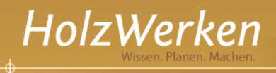 Zeitschrift HolzWerken
