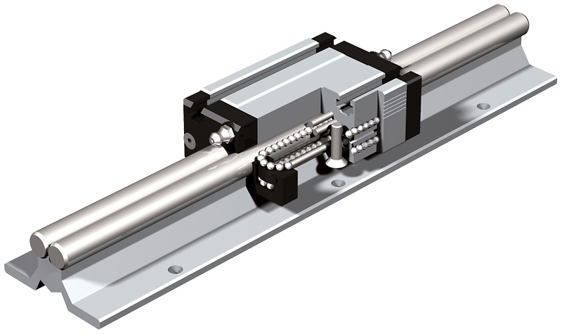 Linear Rails, Carriages & Accessories