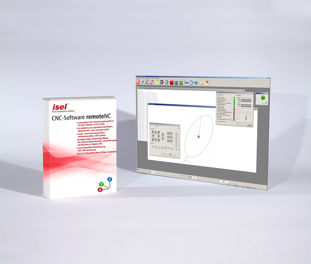 CNC Software Remote NC