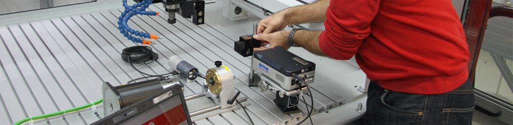 Prüfung der gebrauchten CNC Maschinen
