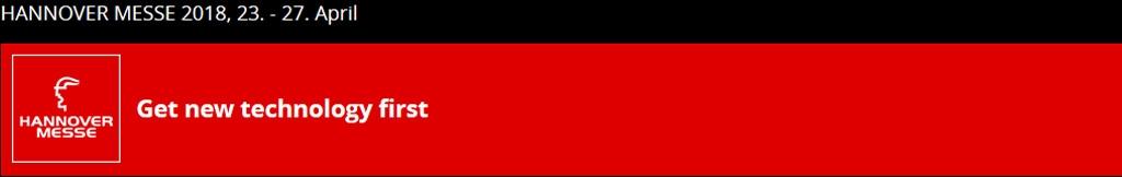 isel Germany AG auf der HMI 2018