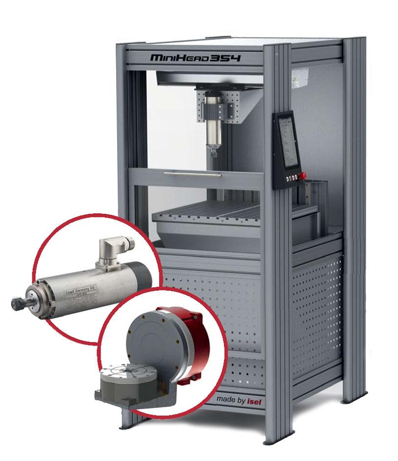 CNC Maschine MiniHead 354