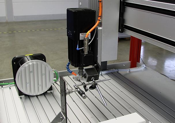 Maschinengenauigkeit (mit QC 20)
