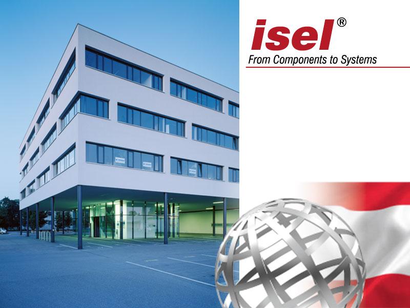 isel Austria GmbH & Co. KG