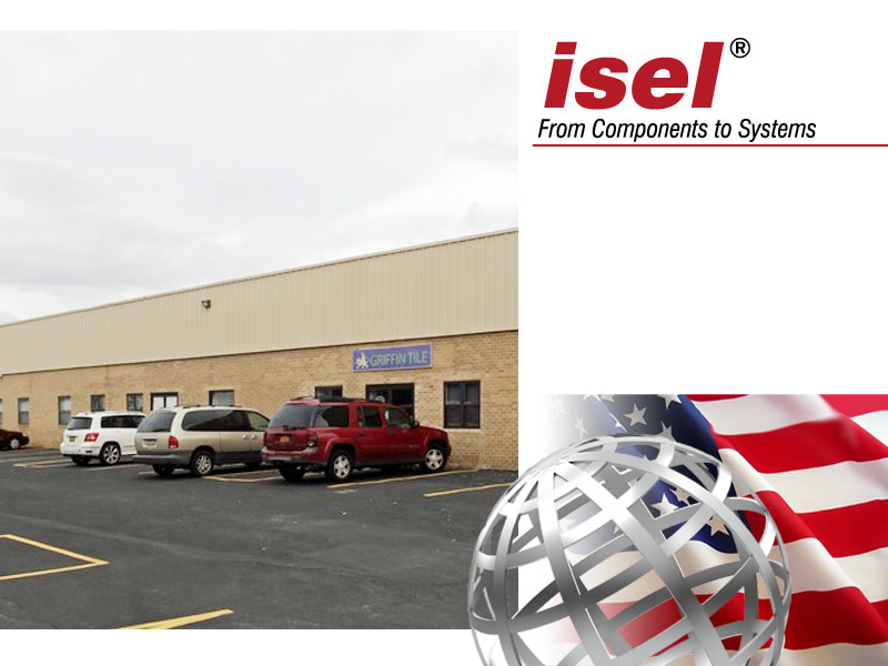 isel USA Inc.