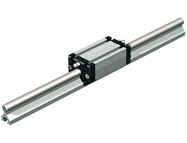 Clyde Bergemann GmbH verwenden Linearführungen der Serie LFS-12-11