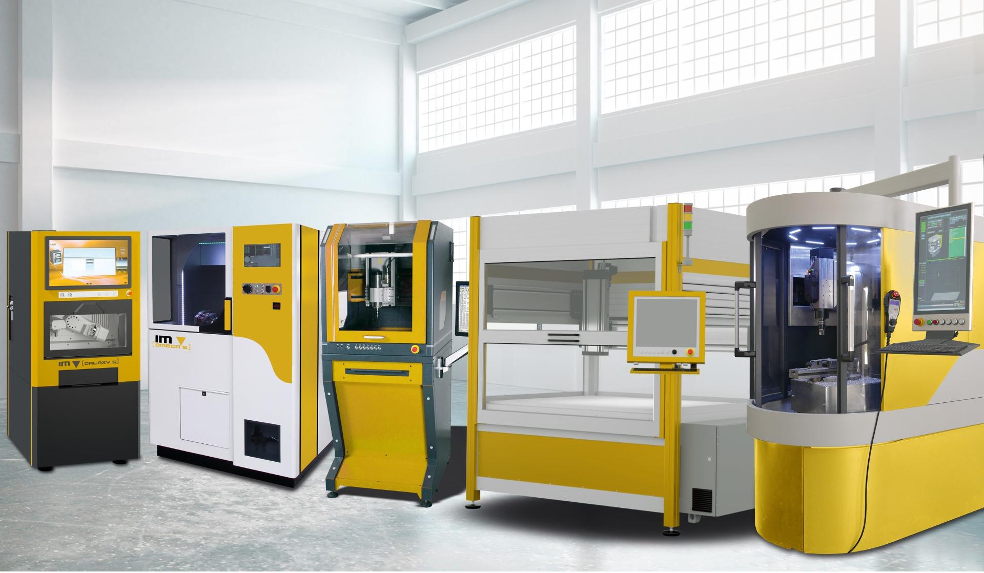CNC Maschinen für die Lasertechnologie